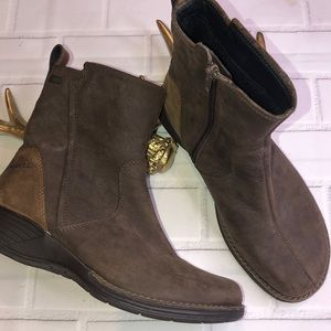 Merrell Ankle Boots Leather